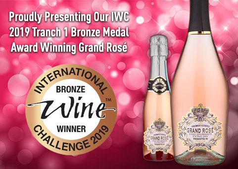 Grand Rose IWC 2019 Bronze Award
