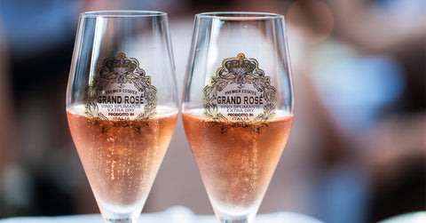 Grand Rose Pink Prosecco