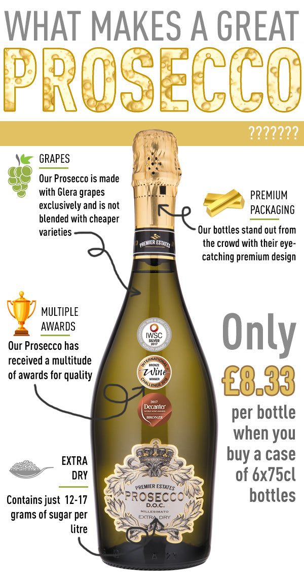 What makes a great Prosecco?