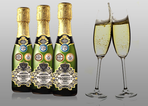 Multi Award Winning Mini Prosecco