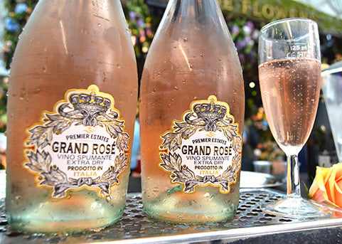 Pink Prosecco Grand Rose