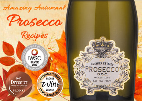 Prosecco Autumn Recipes