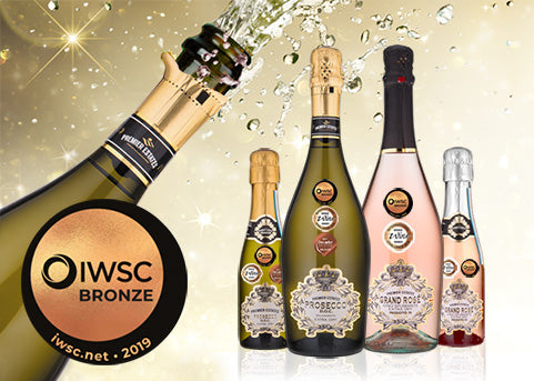 IWSC Bronze Award Win 2019