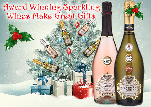 Award Winning Sparkling Wines Make Great Gifts