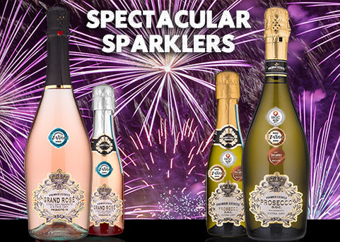 Sparkling Wine Bonfire Night 2018