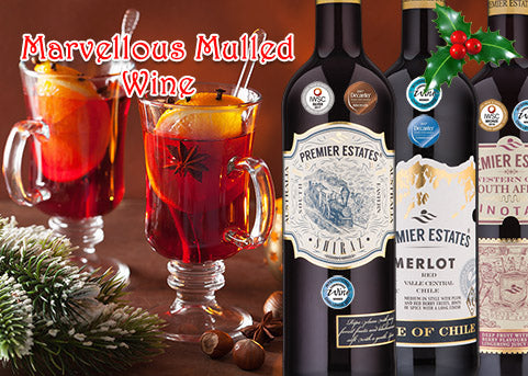 Mulled Wine Recipe For Christmas