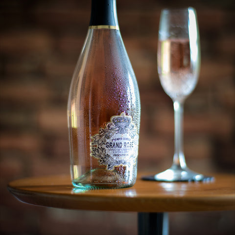 Pink Prosecco Sparkling Wine