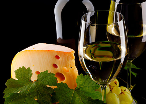 Christmas Wine and Cheese Pairing