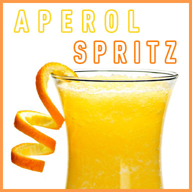 Prosecco Cocktail Recipes Aperol Spritz