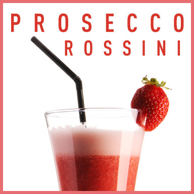 Prosecco Cocktail Recipes Prosecco Rossini