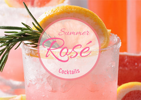 Rose Wine Cocktails