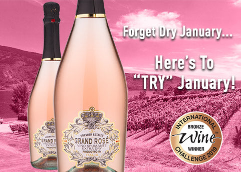 Forget DRY January. Here's To TRY January!