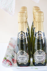 Premier Estates Wine Mini Prosecco Bottles, image credit: Cassiefairy