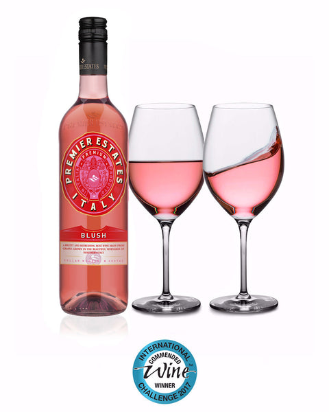 Italian Pinot Grigio Blush - Single Bottle