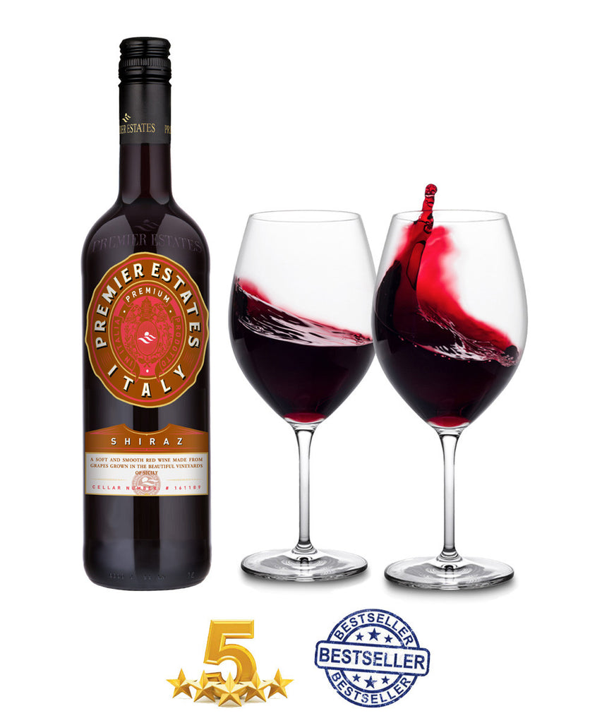 Italian Shiraz 6 x 75cl