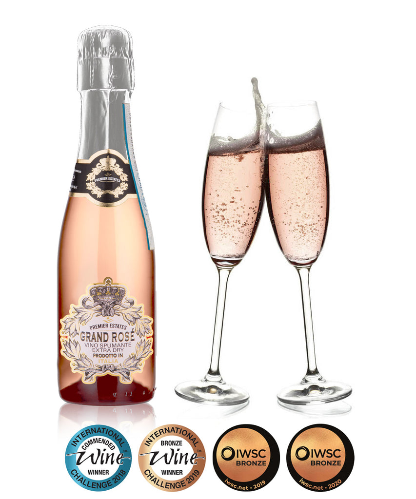 Mini Grand Rosé - Single Bottle