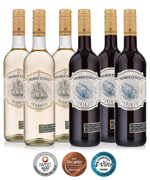 New World Selection of Australian Wines