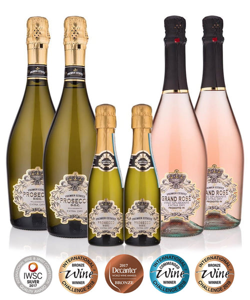 Perfect Prosecco Party Case