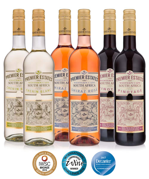 New World Selection of South African Wines