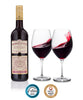 South African Pinotage red wine