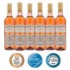 South African Shiraz Rose Wine case of 6 bottles