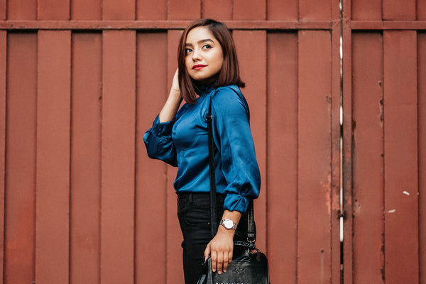 AUTUMN STYLE SERIES BY NAZILA NIHAD