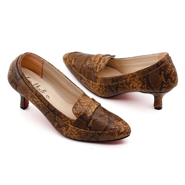 Mira Marshall Heel - Brown