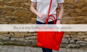 Where to shop RedMeg other than online...