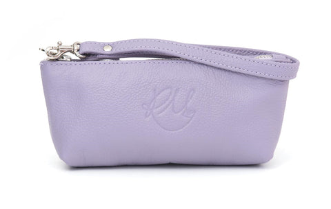 redmeg leather handbags spring summer new in lilac leather made in the uk