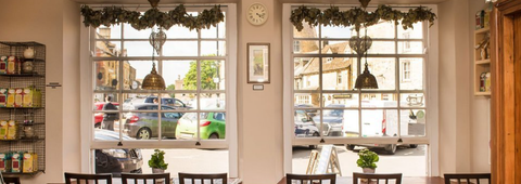 Coach house coffee local artisan coffee and cake stow on the wold