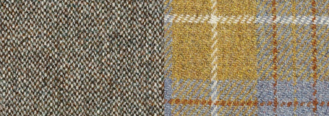 harris tweed genuine fabric material hebrides heritage