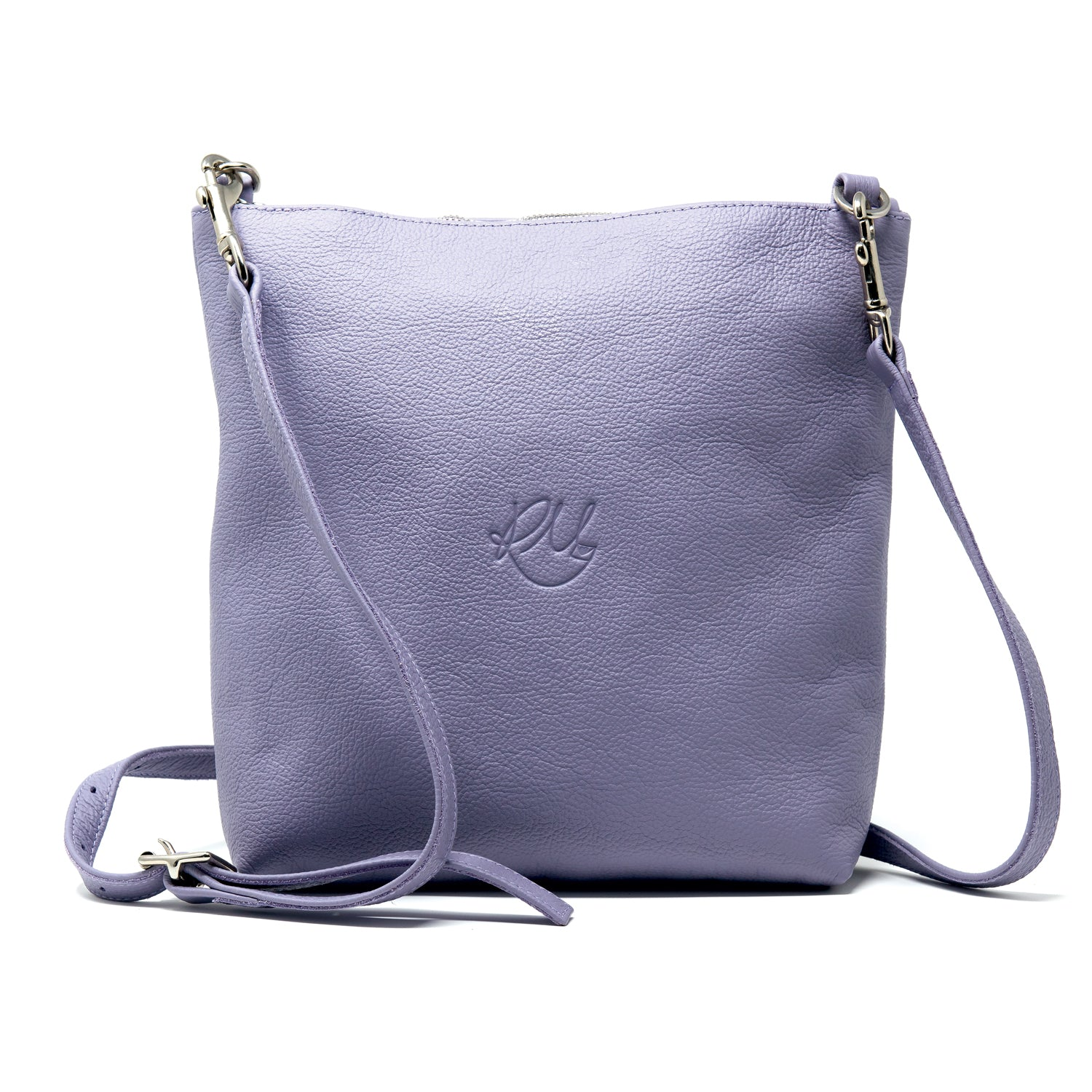 Willow - Large Cross Body Bag - Lilac