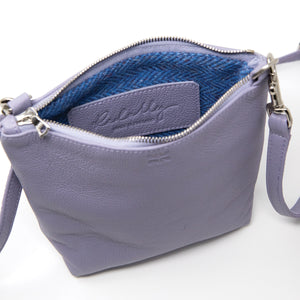 Daisy Cross Body Bag - Lilac