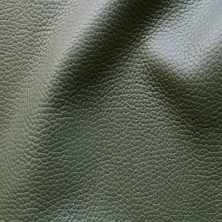 Paintbox leather - Forest Green