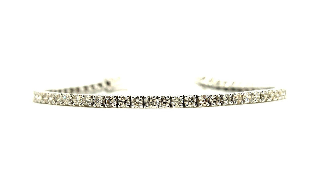 Diamond Tennis Bracelet/ Item Code: BR 9