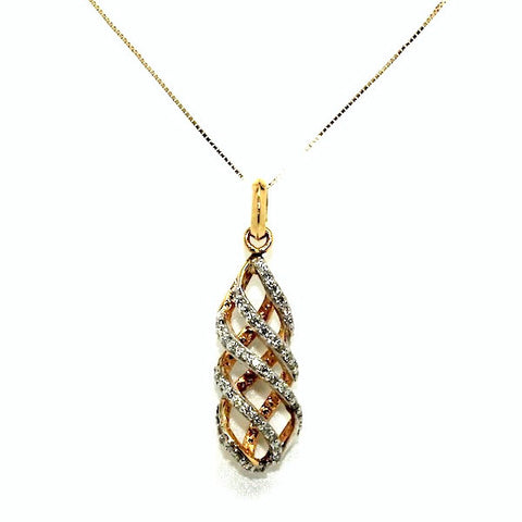 Diamond Pendant AD No. 0573