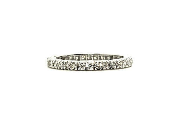 Diamond Eternity Ring(0.78ct.tw) Item Code : RNG 27