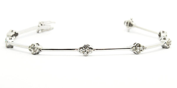 DIAMOND SUNRISE BRACELET AD NO.1338