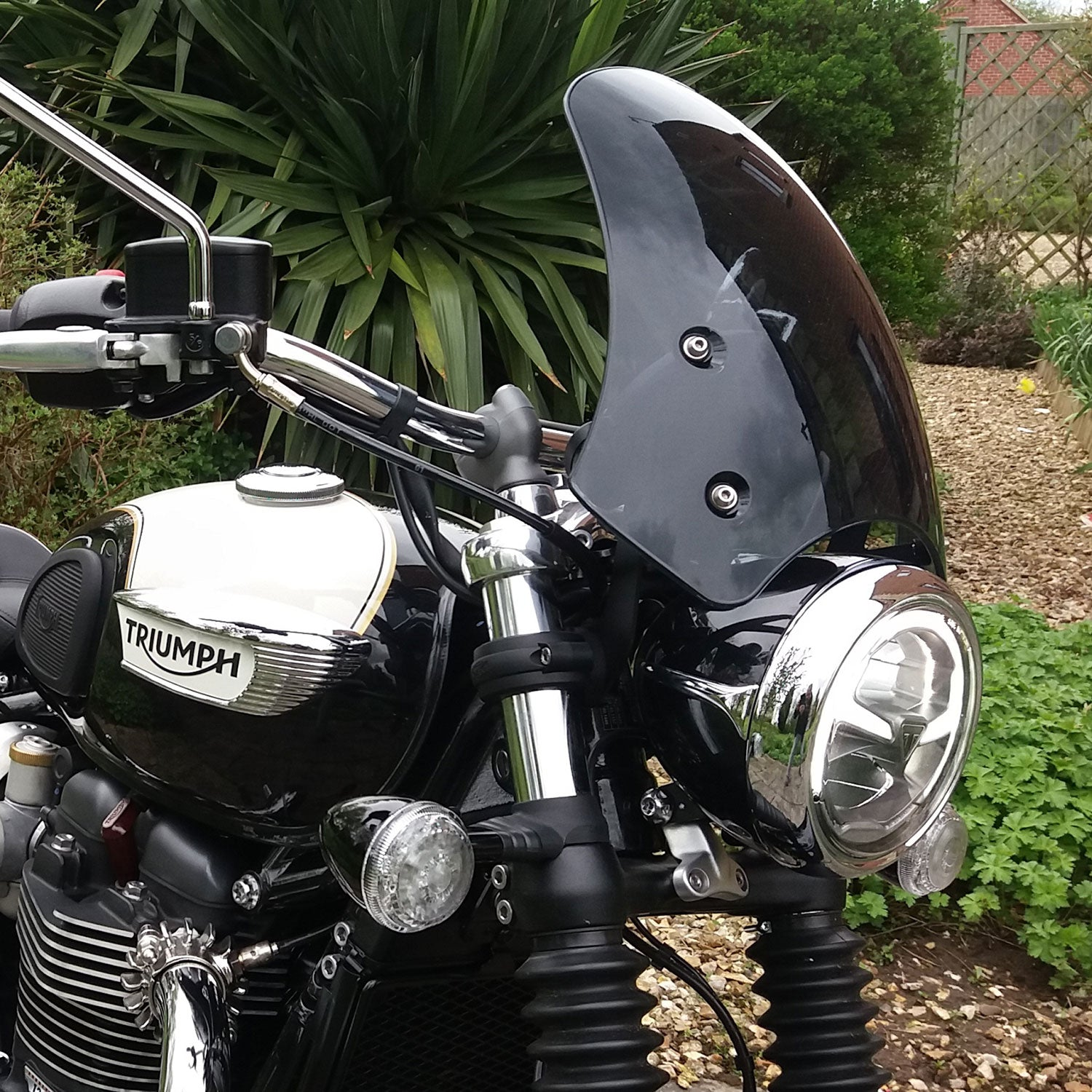 Triumph Speedmaster 1200 (2018-) Marlin Windshield