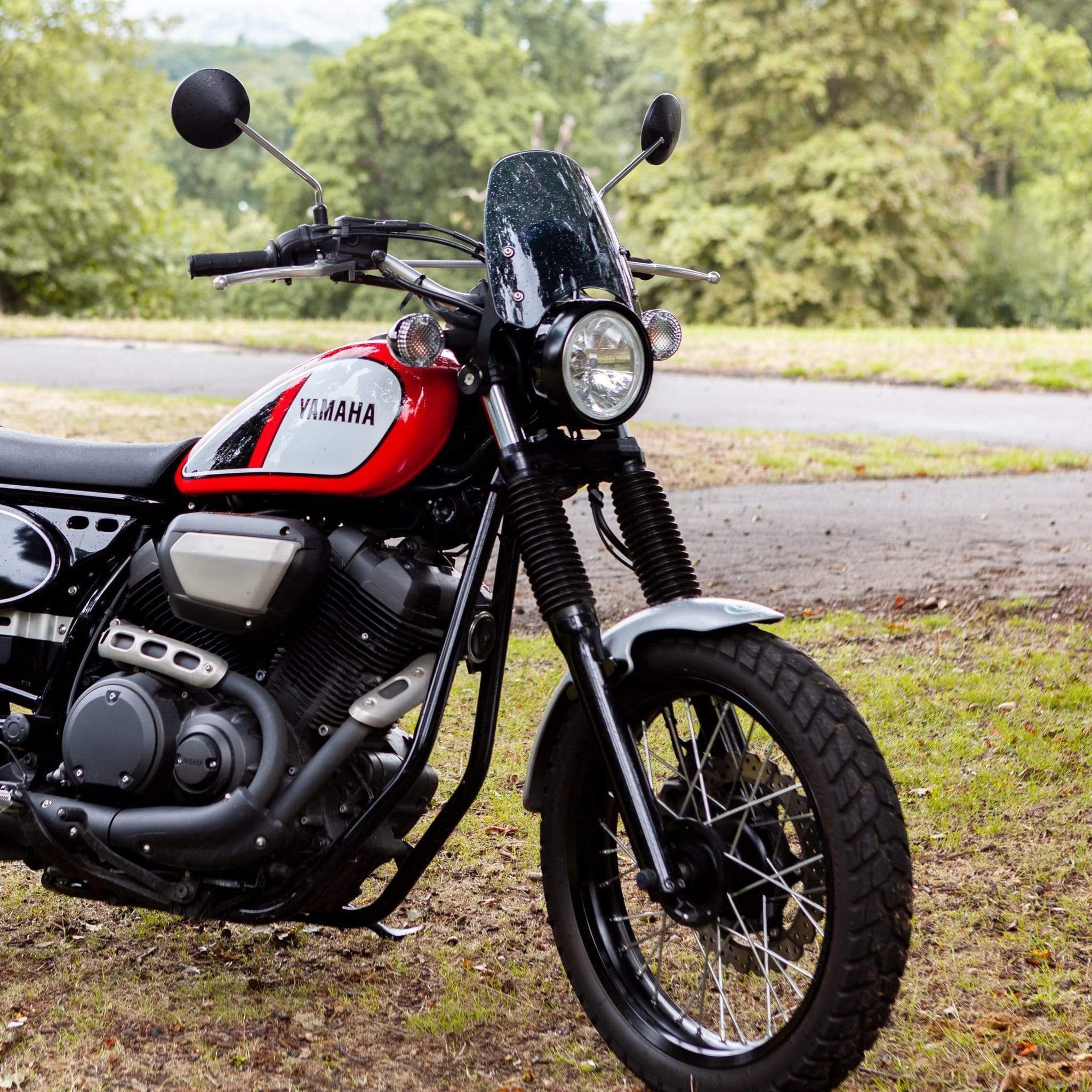 Yamaha XV950 Bolt / SCR950 (2013-on) - Classic Classic Flyscreen Dart Flyscreen Windshield