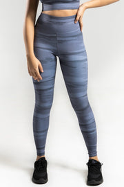 Brush Leggings - Grey - WearWolf Clothing Ltd