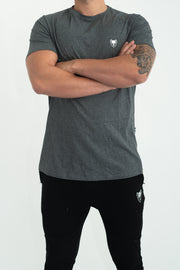 Core T-Shirt (Charcoal Grey) - WearWolf Clothing Ltd
