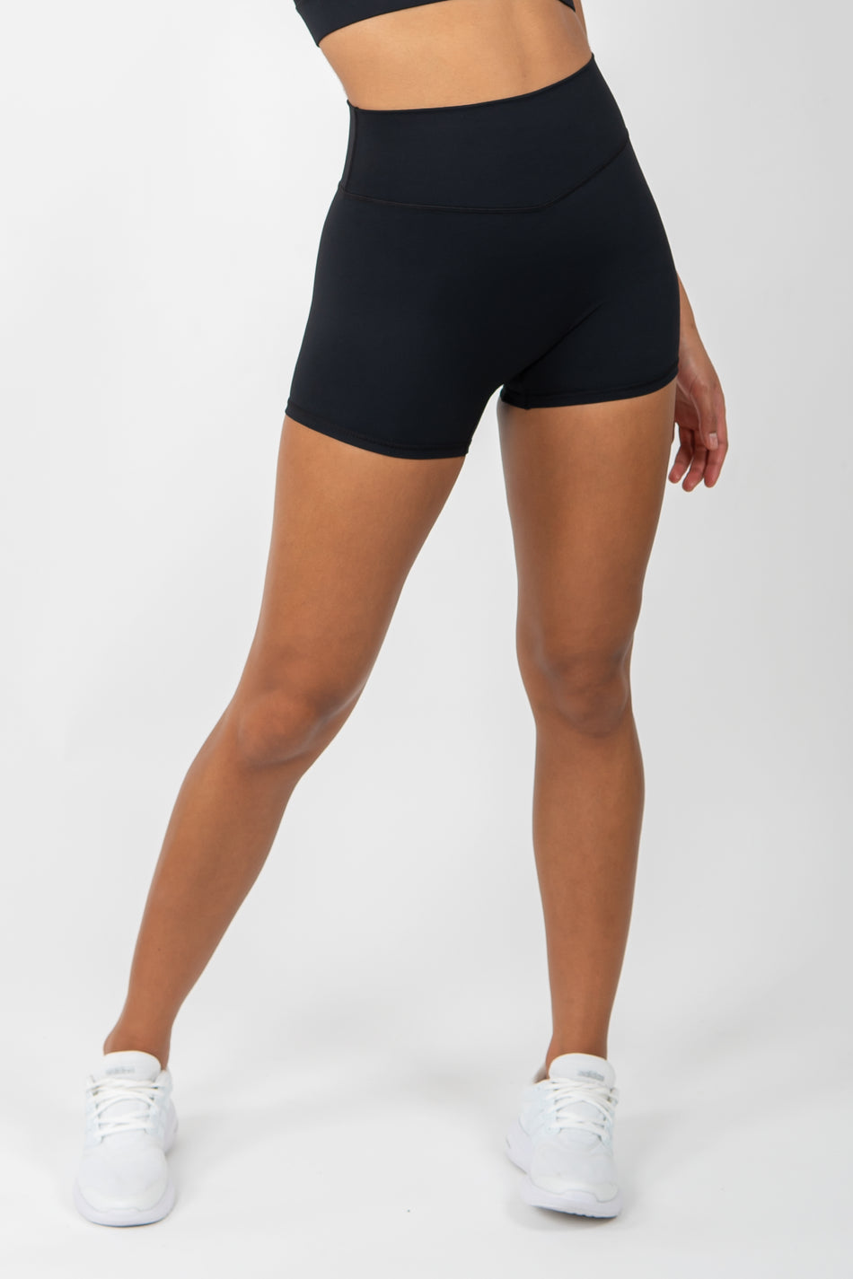 Infinity Shorts - Black - WearWolf Clothing UK