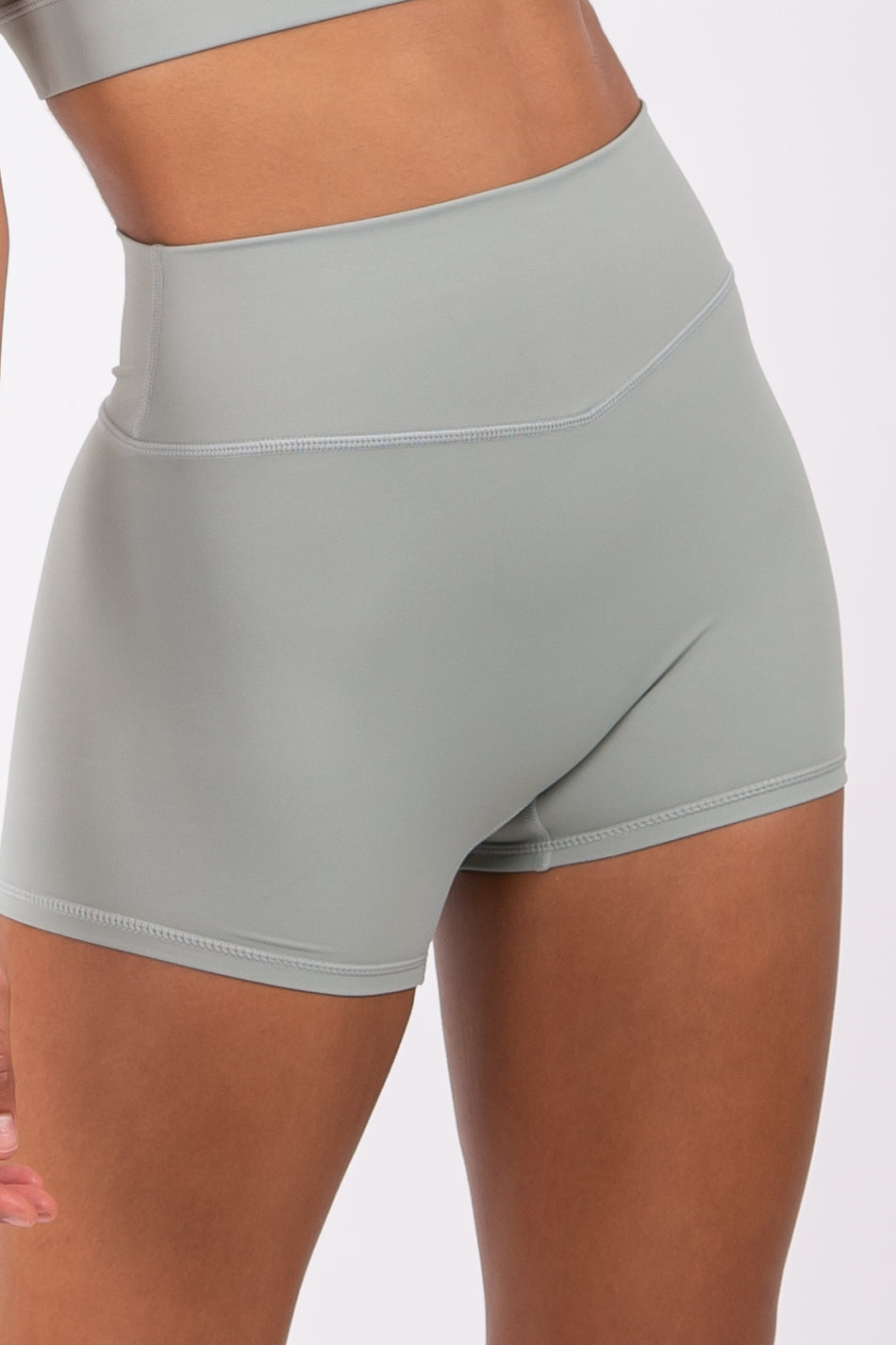 Infinity Shorts - Light Khaki