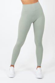 Infinity Leggings - Light Khaki