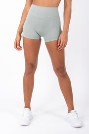 Infinity Shorts - Light Khaki - WearWolf Clothing UK