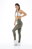 WearWolf High-Line Leggings 2.0 - Khaki