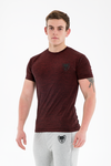 Performance T-Shirt 1.0 - Burgundy
