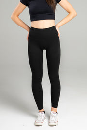 Power Seamless Leggings - Classic Black