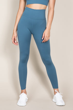 Sensation Leggings - Blue Wonder